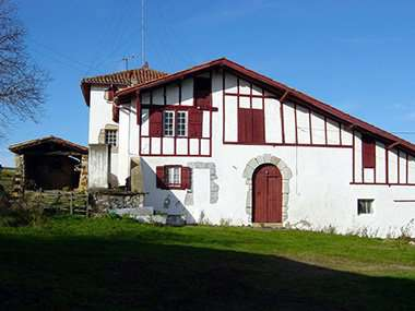 Ferme Basque, Sare